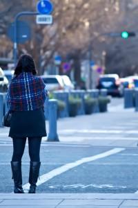 女の黄信号は実は赤信号なんだよ。